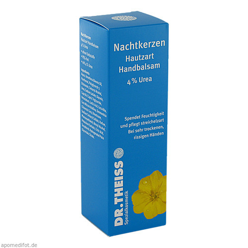 Dr.Theiss Nachtkerzen Hautzart Handbalsam, 100 ML, Dr. Theiss Naturwaren GmbH