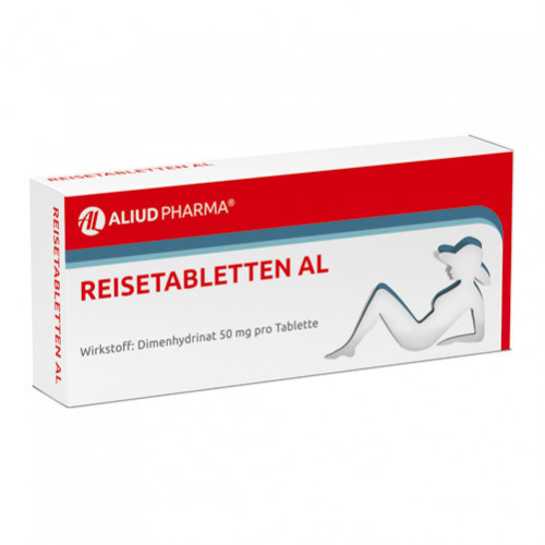 Reisetabletten AL, 20 ST, Aliud Pharma GmbH