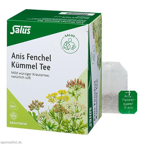 Anis-Fenchel-Kümmeltee AFeKü bio Salus, 40 ST, Salus Pharma GmbH