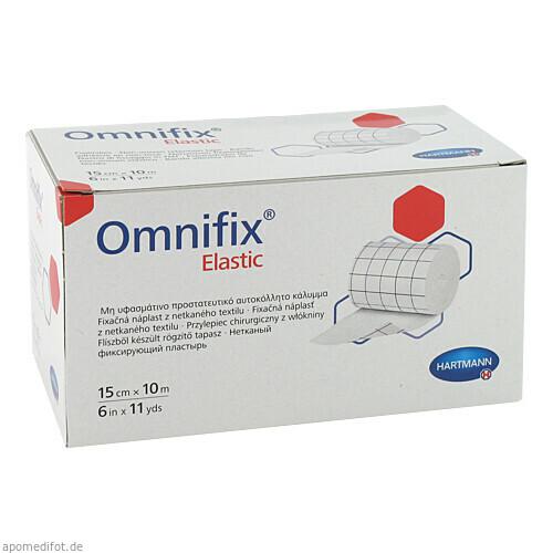 Omnifix elastic 15CMX10M RO, 1 ST, Paul Hartmann AG