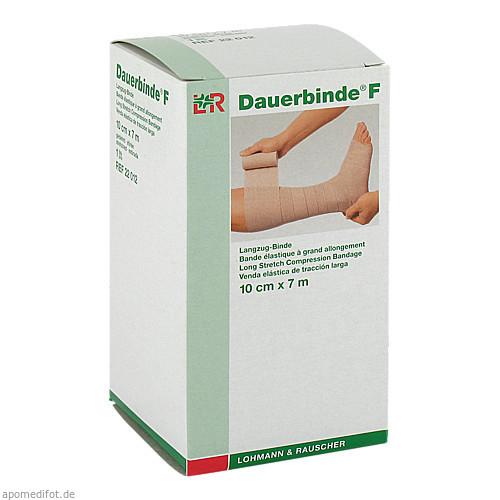 DAUERBINDE fein 10 cmx7 m, 1 ST, Lohmann & Rauscher GmbH & Co.KG