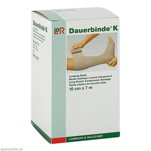 DAUERBINDE kräftig 10 cmx7 m, 1 ST, Lohmann & Rauscher GmbH & Co.KG