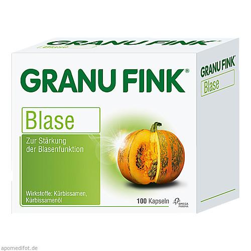Granufink Blase, 100 ST, Omega Pharma Deutschland GmbH