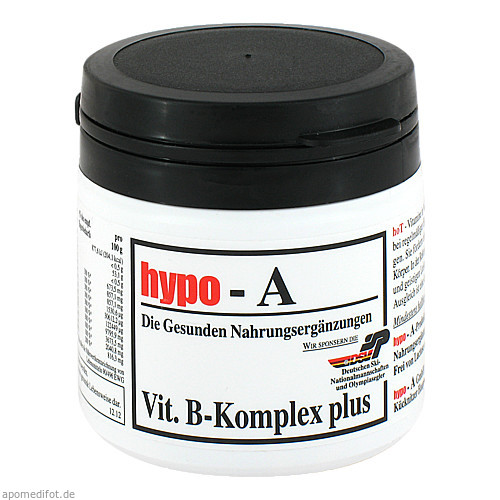 hypo A Vitamin B Komplex plus, 120 ST, Hypo-A GmbH