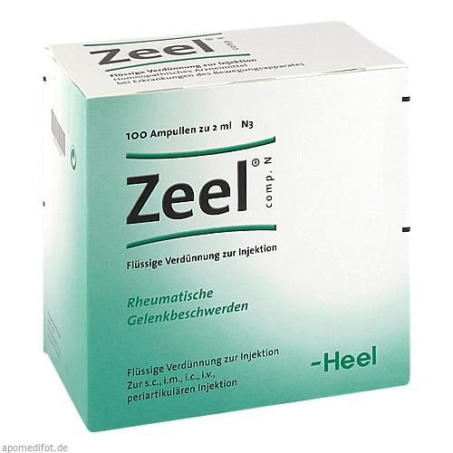 Zeel comp. N, 100 ST, Biologische Heilmittel Heel GmbH
