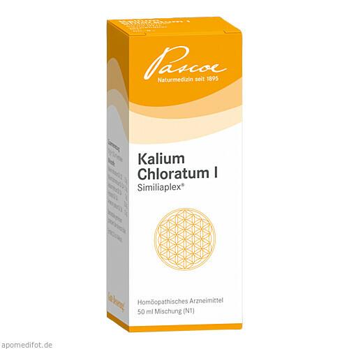 Kalium chloratum I Similiaplex Mischung, 50 ML, Pascoe pharmazeutische Präparate GmbH
