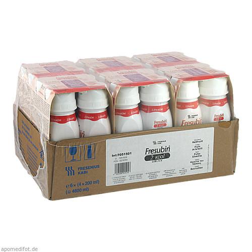 Fresubin 2 kcal DRINK Waldfrucht Trinkflasche, 24X200 ML, Fresenius Kabi Deutschland GmbH