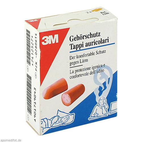3M Gehörschutzstöpsel, 4 ST, 3M Medica Zweigniederlassung der 3M Deutschland GmbH