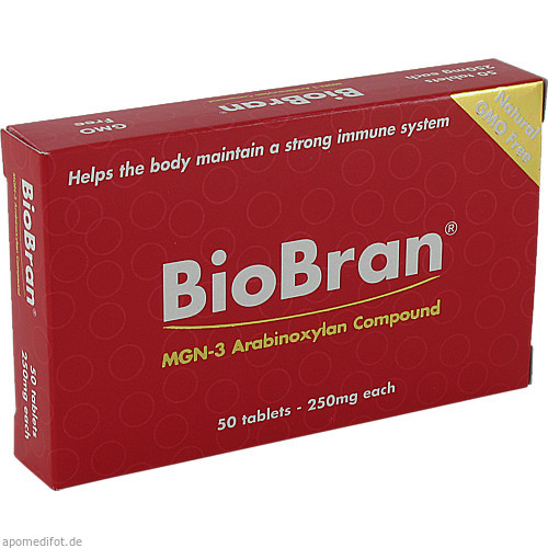 BioBran 250, 50 ST, BMT Braun GmbH