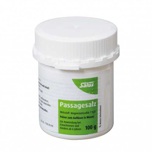 Passagesalz Salus, 100 G, Salus Pharma GmbH