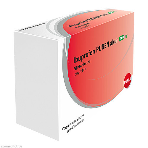 ibuprofen actavis 400 mg filmtabletten 50 st preisvergleich. Black Bedroom Furniture Sets. Home Design Ideas