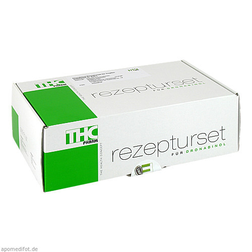 DRONABINOL Rezepturset f.Tropf.stabilisiert o.Sub., 1 ST, THC Pharm GmbH The Health Concept