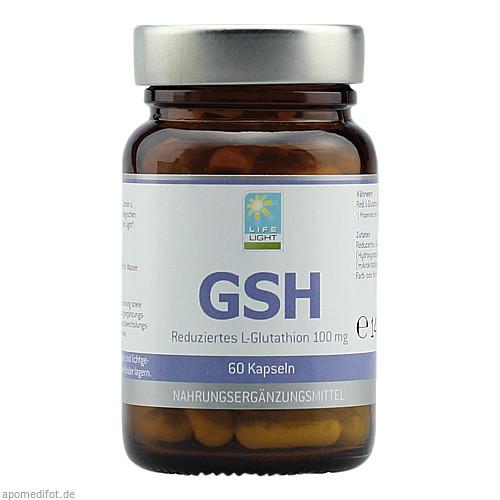 GSH reduziertes L-Glutathion, 60 ST, Apozen Vertriebs GmbH