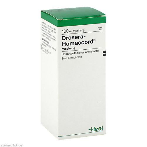 DROSERA HOMACCORD, 100 ML, Biologische Heilmittel Heel GmbH