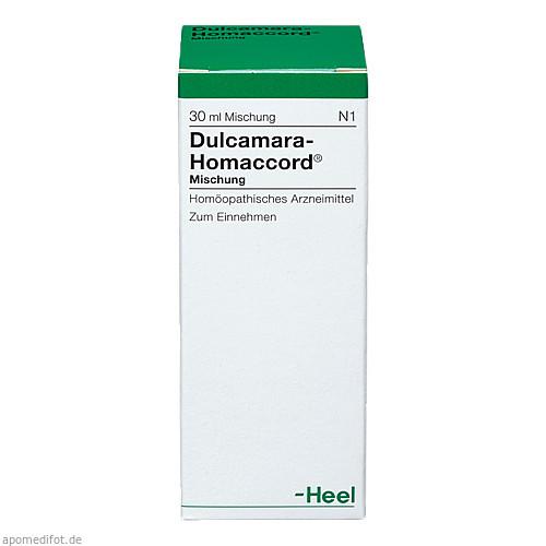 DULCAMARA HOMACCORD, 30 ML, Biologische Heilmittel Heel GmbH
