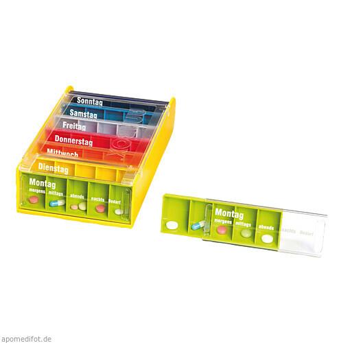 ANABOX 7 Tage für Kinder, 1 ST, WEPA Apothekenbedarf GmbH & Co KG