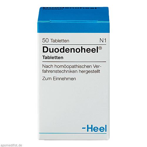 DUODENOHEEL, 50 ST, Biologische Heilmittel Heel GmbH