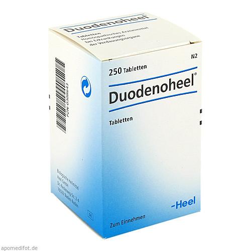 DUODENOHEEL, 250 ST, Biologische Heilmittel Heel GmbH