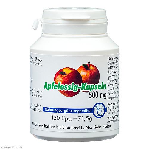 Apfel Essig 500, 120 ST, Pharma-Peter GmbH