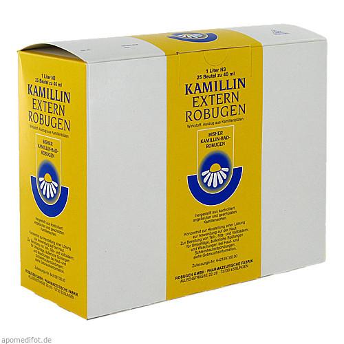 Kamillin-Extern-Robugen, 25X40 ML, Robugen GmbH Pharmazeutische Fabrik