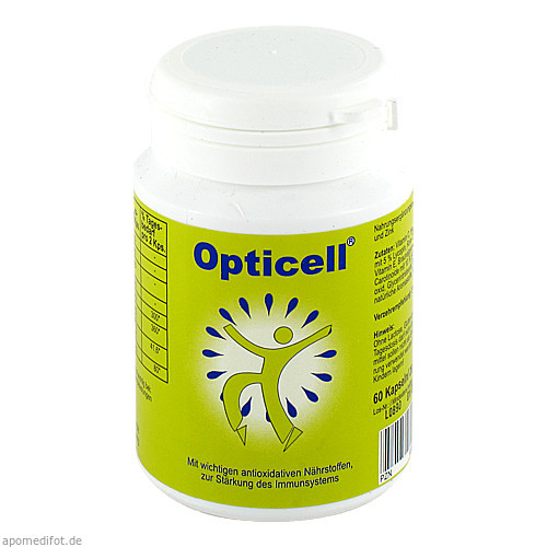 Opticell, 60 ST, Nestmann Pharma GmbH