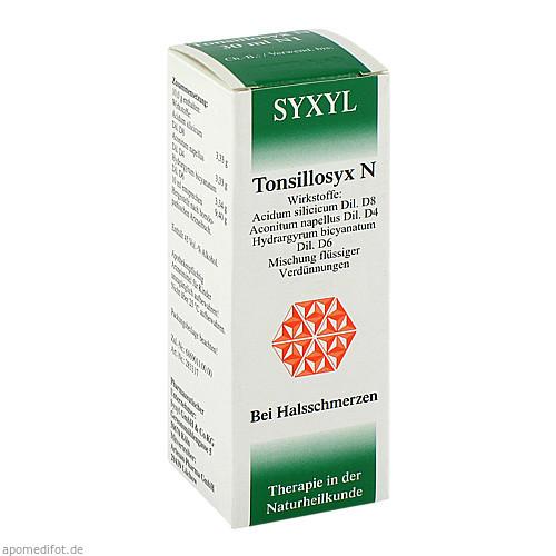 Tonsillosyx N Syxyl, 30 ML, MCM KLOSTERFRAU Vertr. GmbH