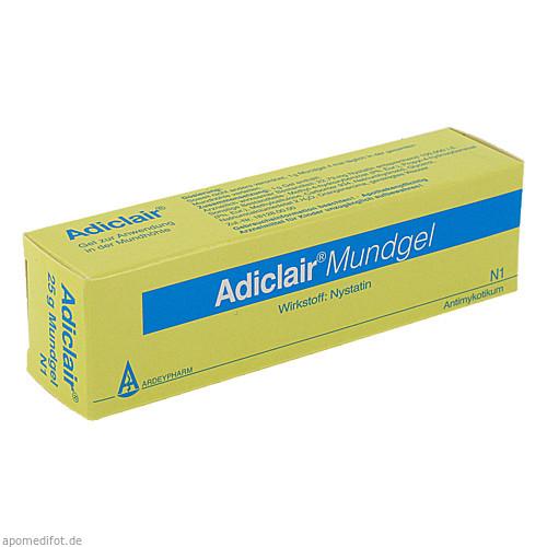 ADICLAIR Mundgel, 25 G, Ardeypharm GmbH