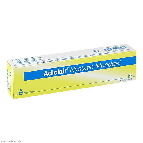 ADICLAIR Mundgel, 50 G, Ardeypharm GmbH