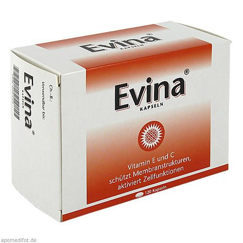 EVINA Kapseln, 120 ST, Rodisma-Med Pharma GmbH