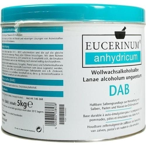 EUCERINUM ANHYDRICUM, 5 KG, Beiersdorf AG