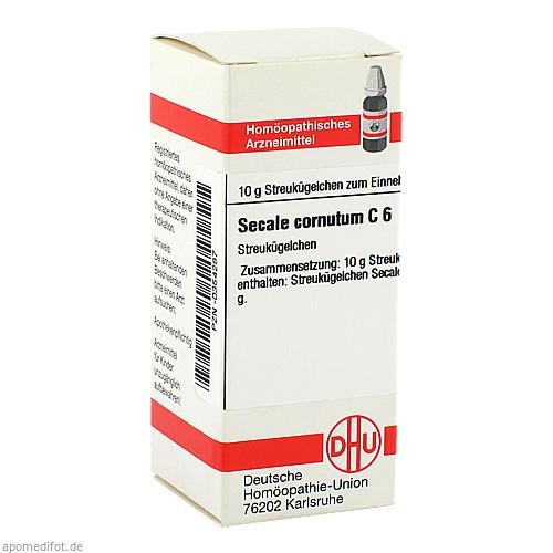 Secale cornutum C 6, 10 G, Dhu-Arzneimittel GmbH & Co. KG