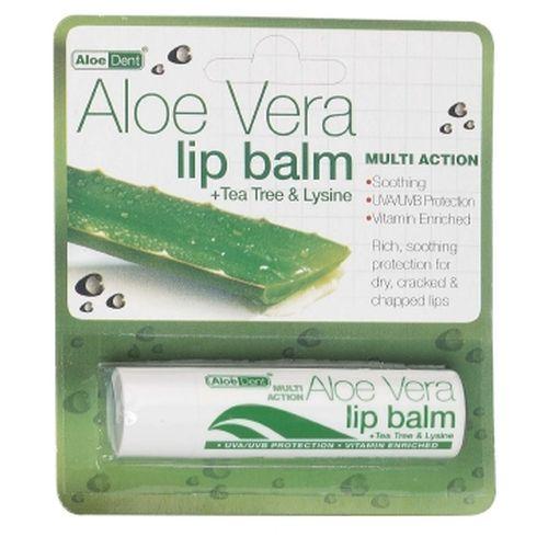 Lippenbalsam/ -stift Aloe-Vera, 4 G, Groß GmbH
