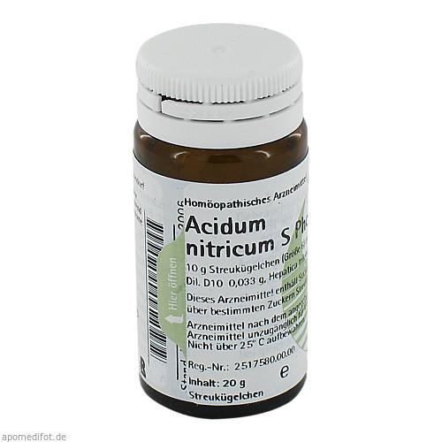 Acidum nitricum S Phcp, 20 G, Phönix Laboratorium GmbH