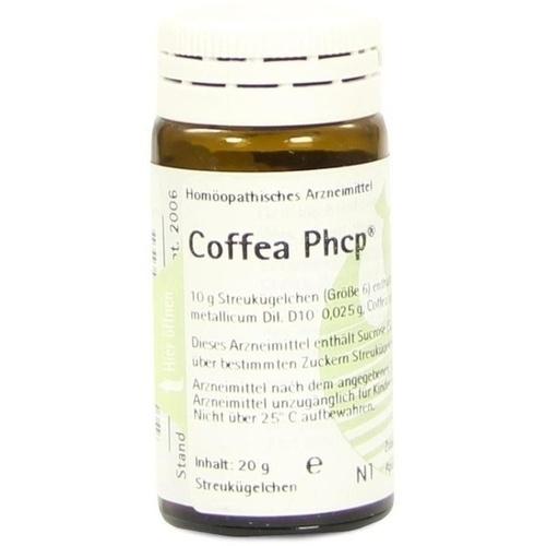 COFFEA PHCP Globuli, 20 G, PHÖNIX LABORATORIUM GmbH