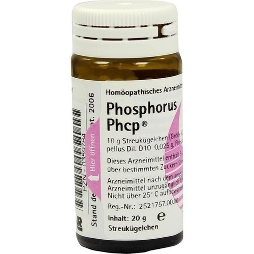 Phosphorus Phcp, 20 G, Phönix Laboratorium GmbH