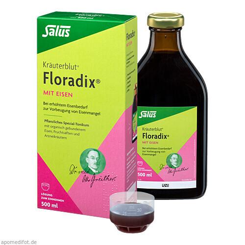 FLORADIX mit Eisen, 500 ML, Salus Pharma GmbH