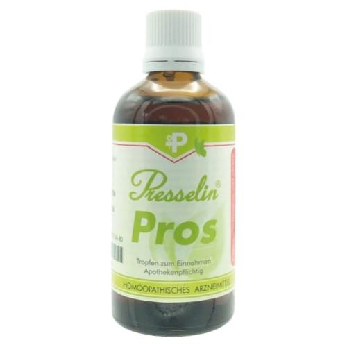Presselin Pros, 100 ML, Combustin Pharmaz. Präparate GmbH