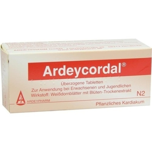 Ardeycordal, 50 ST, Ardeypharm GmbH