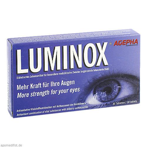 Luminox, 30 ST, Agepha Pharma S.R.O.