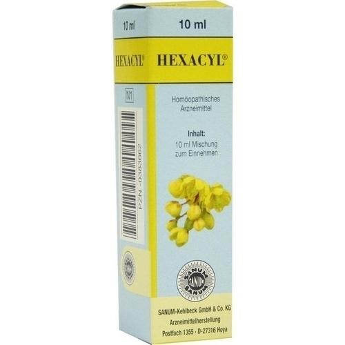 Hexacyl, 10 ML, Sanum-Kehlbeck GmbH & Co. KG