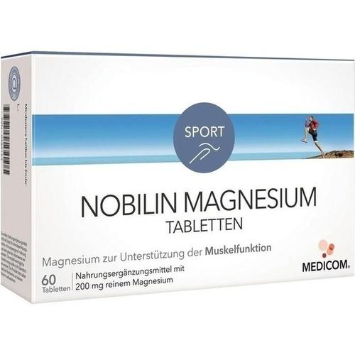 Nobilin Magnesium Tabletten, 60 ST, Medicom Pharma GmbH