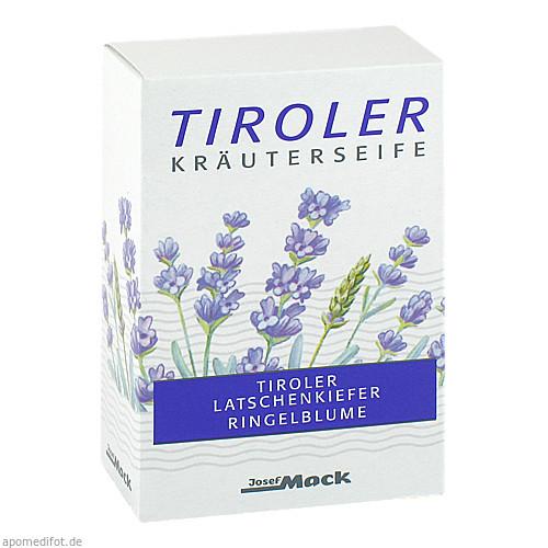 Tiroler Kräuterseife, 125 G, Josef Mack GmbH & Co. KG