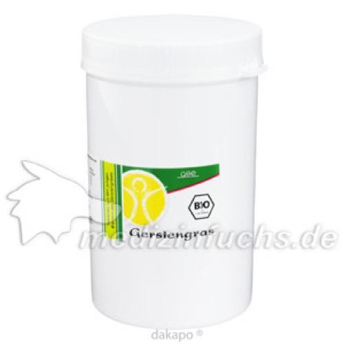 Gerstengras 500mg kontrolliert biologisch, 2000 ST, Gse Vertrieb Biologische Nahrungsergänzungs- & Heilmittel GmbH