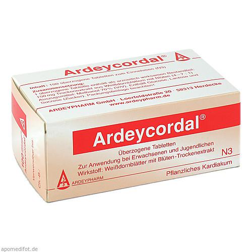 Ardeycordal, 100 ST, Ardeypharm GmbH