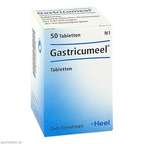 GASTRICUMEEL, 50 ST, Biologische Heilmittel Heel GmbH