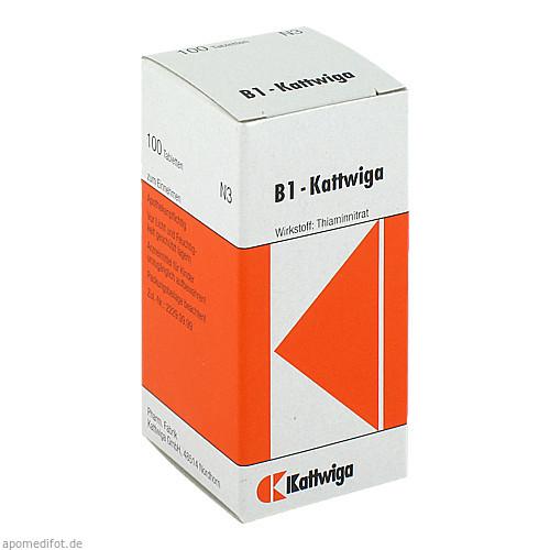 B1-Kattwiga, 100 ST, Kattwiga Arzneimittel GmbH