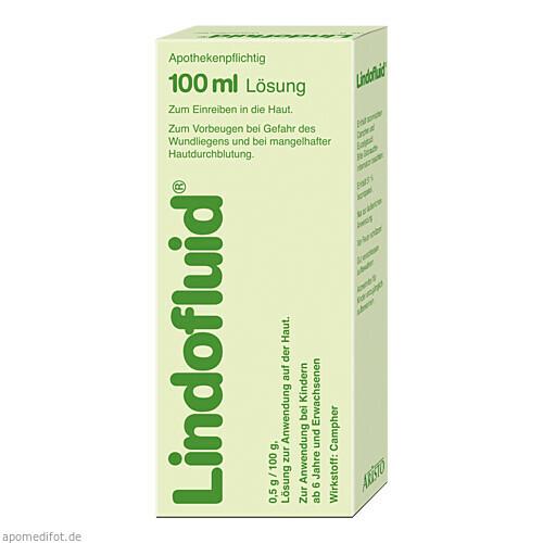 Lindofluid, 100 ML, Aristo Pharma GmbH