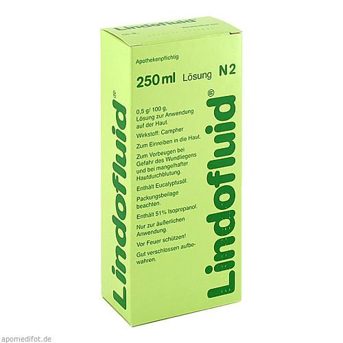 Lindofluid, 250 ML, Aristo Pharma GmbH
