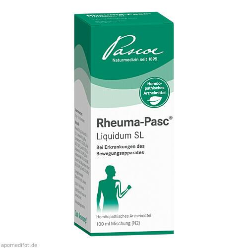 RHEUMA-PASC Liquidum SL (Mischung), 100 ML, Pascoe Pharmazeutische Präparate GmbH