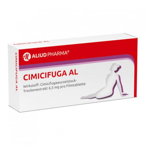 Cimicifuga AL, 100 ST, Aliud Pharma GmbH